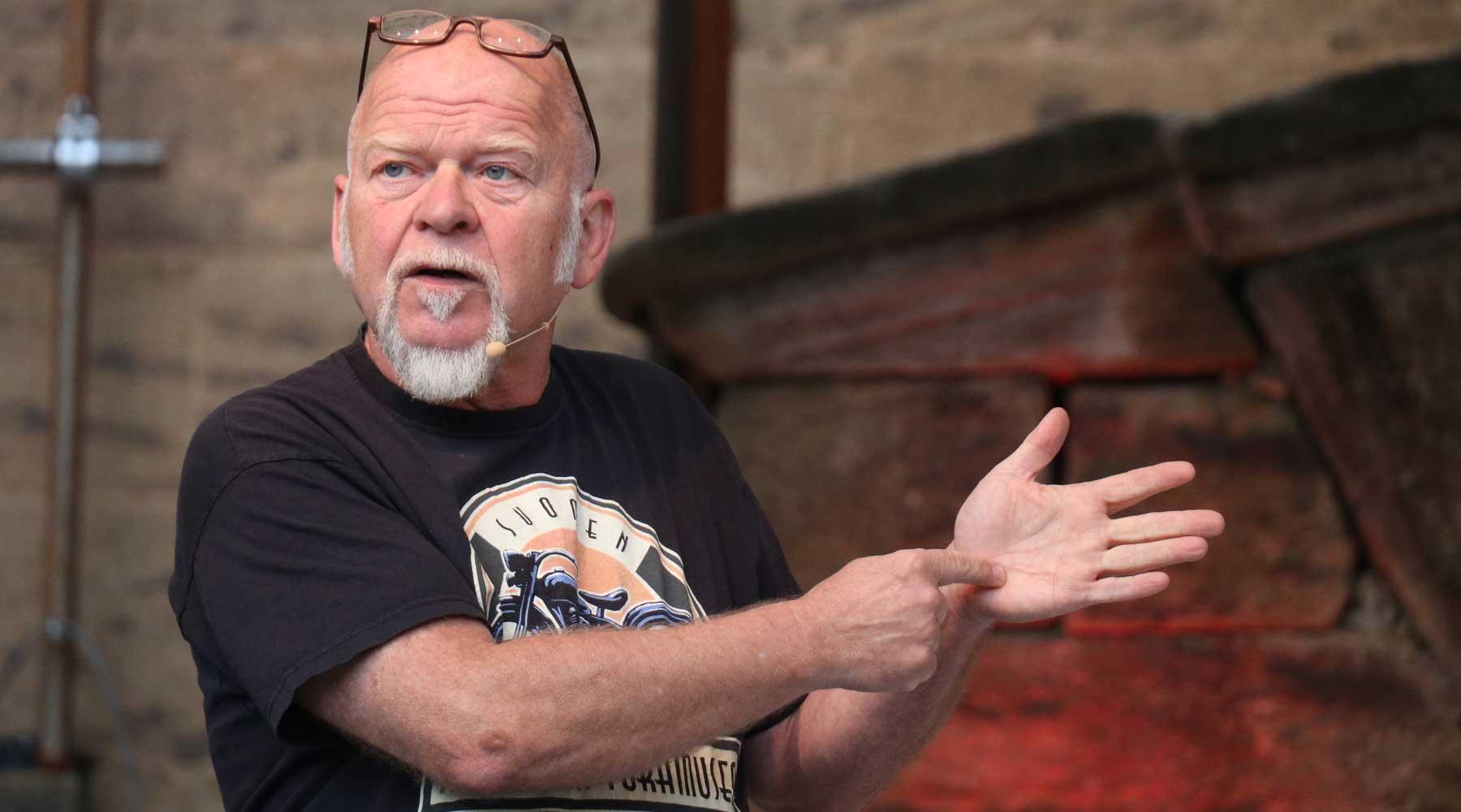 Bernd Gieseking | Kabarett