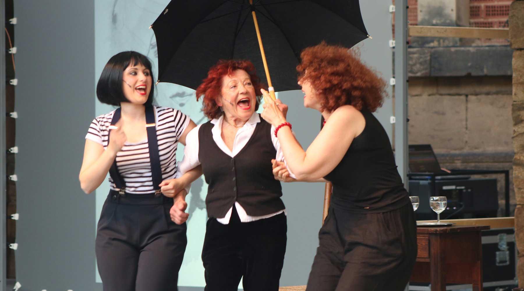 Mascha Kaléko | Theater