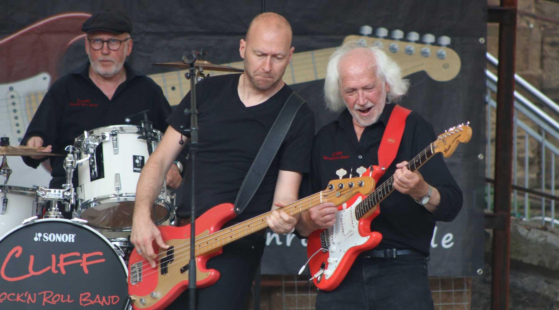 Cliff Rock`n Roll Band | Konzert